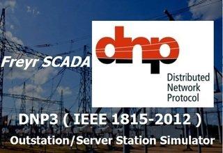 DNP3 Outstation / Server Simulator